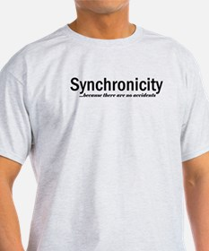Synchronicity no accidents up T-Shirt