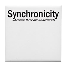 Synchronicity no accidents up Tile Coaster