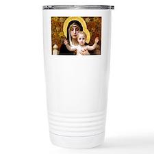 Virginofthelillies Thermos Mug
