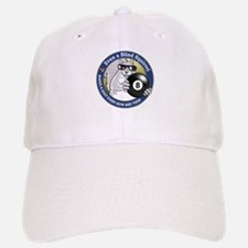 8-Ball Blind Squirrel Baseball Baseball Cap