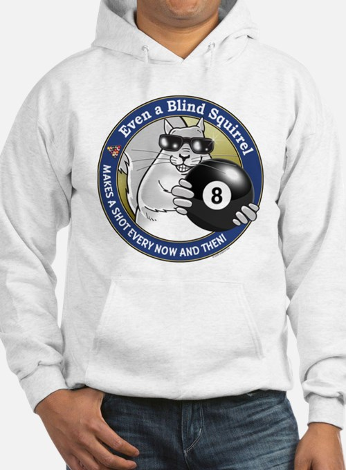 8-Ball Blind Squirrel Hoodie