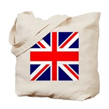 Union Jack 2-Sided Tote Bag