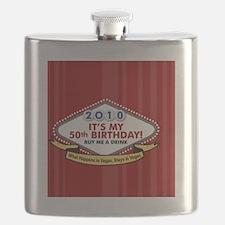 50vegas-2010pin Flask