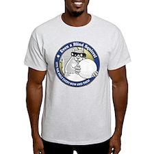 Golf Blind Squirrel T-Shirt