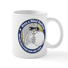 Golf Blind Squirrel Mug