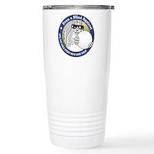 Golf Blind Squirrel Travel Mug