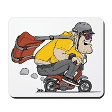 fat_guy_vector Mousepad
