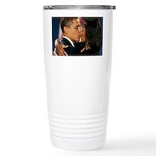 ART Obama first lady v1 Travel Mug