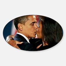 ART Obama first lady v1 Decal