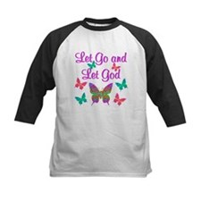 LET GO AND LET GOD Tee