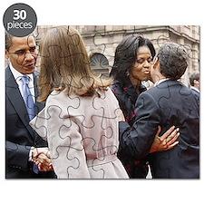 ART Obamas swing v1 Puzzle
