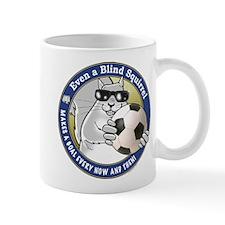 Soccer Blind Squirrel Mug