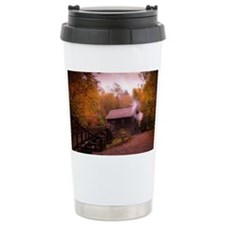 Great Smoky Mtns Travel Coffee Mug