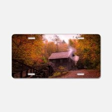Great Smoky Mtns Aluminum License Plate