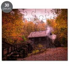 Great Smoky Mtns Puzzle