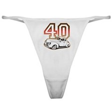 40 ford color Classic Thong