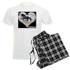 P1280399-1 heart love Pajamas
