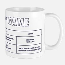 game Mug