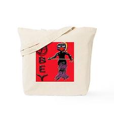 Valentine gimp mistress 001 Tote Bag