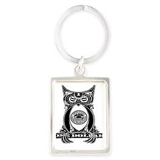 2-1dollar_art_28 Portrait Keychain