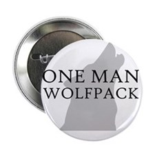 "ONE MAN PACK WHITE 2.25"" Button"
