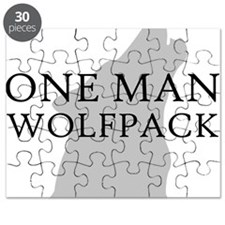 ONE MAN PACK WHITE Puzzle