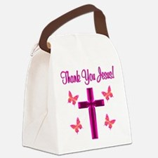 EASY DOES IT Canvas Lunch Bag
