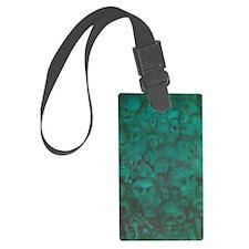 greenskulls Luggage Tag