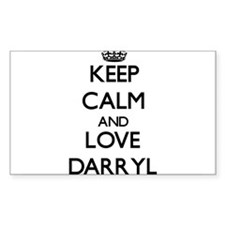 Keep Calm and Love Darryl Decal