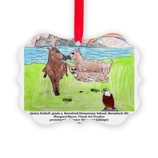 16 Quinn Kribell Ornament