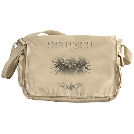 DEUTSCH2 Messenger Bag