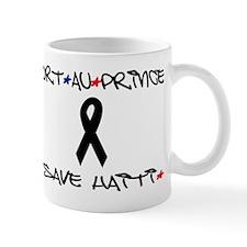 PORT AU PRINCE BLACK Mug