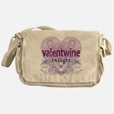 twilight be my valentwine 2 Messenger Bag
