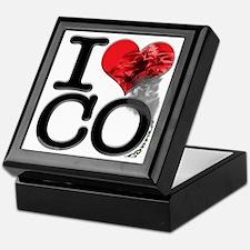 I Love COntraband Keepsake Box
