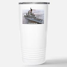 coontz ddg framed panel print Travel Mug