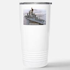 coontz ddg small poster Travel Mug