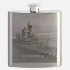 coontz ddg small poster Flask