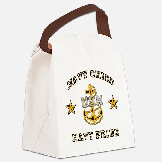 Chief Pride Canvas Lunch Bag