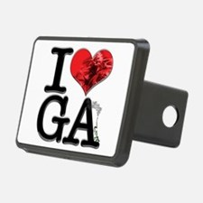 I Love GAnja Hitch Cover