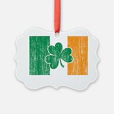 Irish Flag Ornament