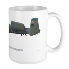 A-10 print template 6x14 euro falcons Mug