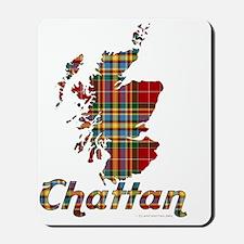Scotland Map Mousepad