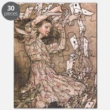 alice Arthur Rackham 1907 Puzzle