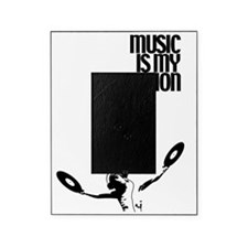 Music Is My Religion Picture Frame