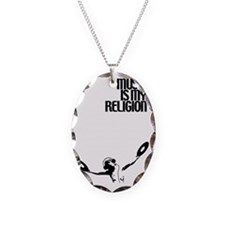 Music Is My Religion Necklace