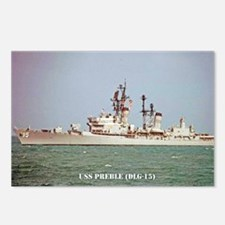 preble dlg large framed p Postcards (Package of 8)