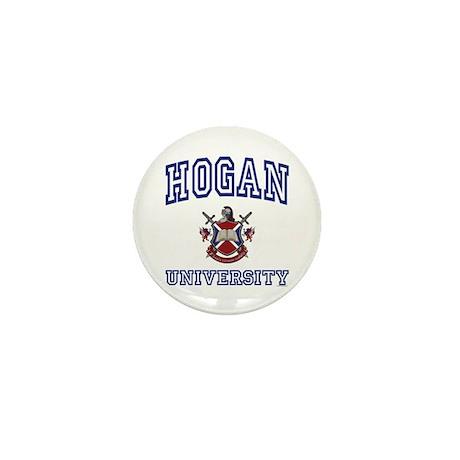 HOGAN University Mini Button