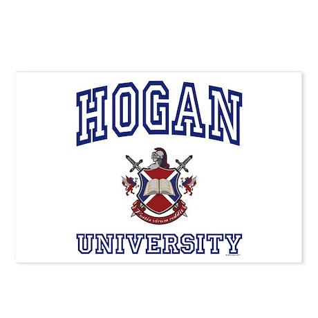 HOGAN University Postcards (Package of 8)