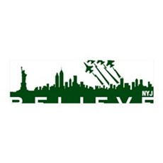 NY JETS_BELIEVE_lt Wall Decal