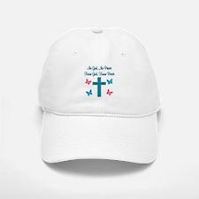 KNOW GOD Baseball Baseball Cap